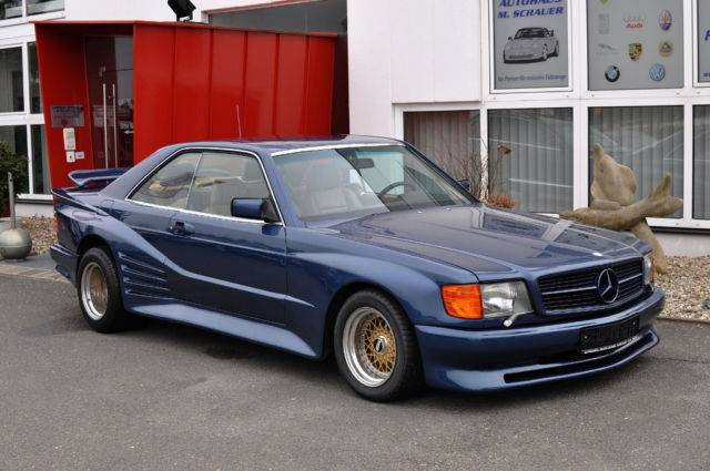 Mercedes benz 500 sec w126 widebody by koenig specials for Mercedes benz special deals
