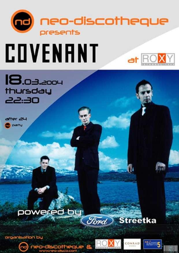 NeoDiscotheque Covenant
