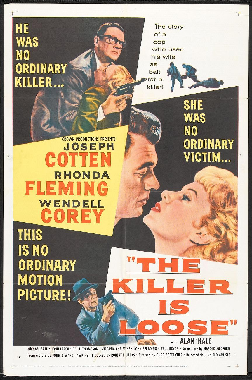 11284413 Budd Boetticher   The Killer Is Loose (1956)