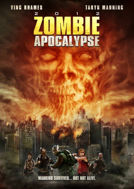 Zombie Apocalypse - 2011 BDRip XviD - Türkçe Altyazılı Tek Link indir
