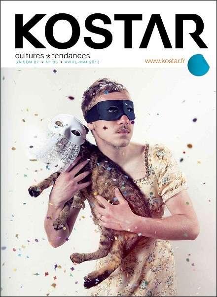 Kostar - Avril Mai 2013
