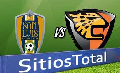 San Luis vs Jaguares En Vivo