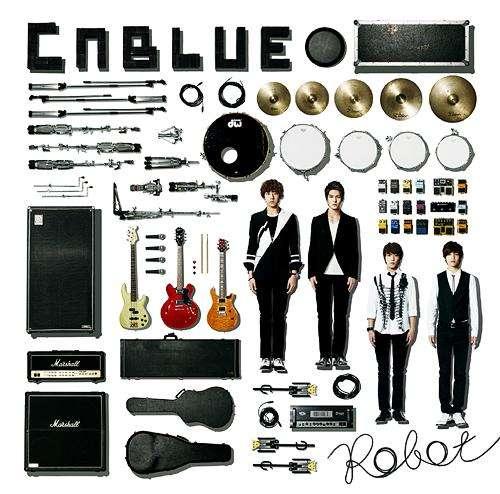 [Single] CN BLUE - Robot [Japanese]